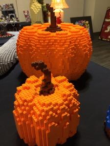 Lego Pumpkins